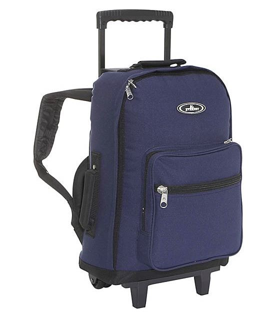 Image For WHEELED BACKPACK ASST