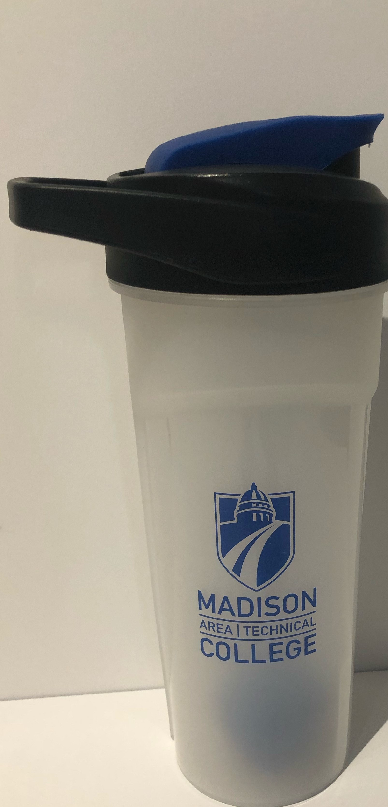Image For WATERBOTTLE SHAKER BLUE