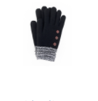 Image For Gloves Ultra-Soft with Button Accents Britt's Knits