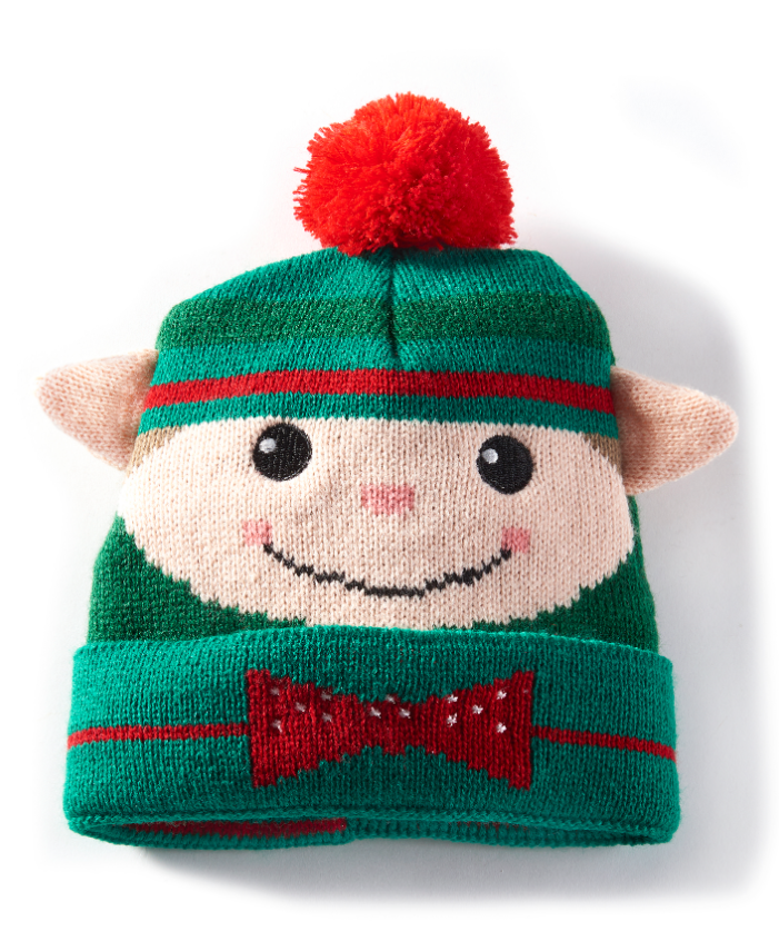 Image For Hat Holiday Elf